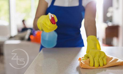 ZTS Cleaning women (hostesses / cleaning women) for regular cleaning